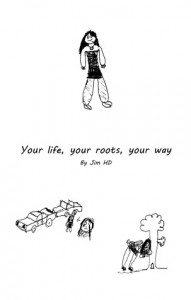 Your life your roots your way - Esia Deketa