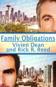 Family Obligations - Vivien Dean, Rick R. Reed