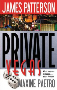 Private Vegas - Maxine Paetro, James Patterson