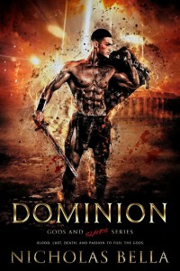 Dominion (Gods and Slaves Series Book 1) - Heidi Ryan, Nicholas Bella