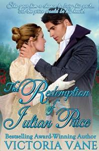 The Redemption of Julian Price - Victoria Vane, Jenny Toney-Quinlan