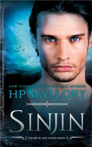 Sinjin (The Bryn and Sinjin Series) - H.P. Mallory