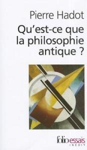 Qu'est ce que la philosophie antique? - Pierre Hadot