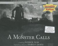 A Monster Calls - Patrick Ness, Jason Isaacs