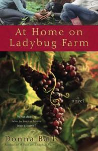 At Home on Ladybug Farm - Donna Ball