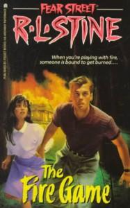The Fire Game - R.L. Stine