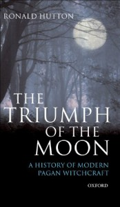 The Triumph of the Moon:A History of Modern Pagan Witchcraft - Ronald Hutton