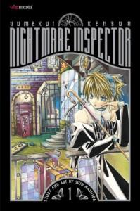Nightmare Inspector: Yumekui Kenbun, Vol. 1: Lost Things - Shin Mashiba