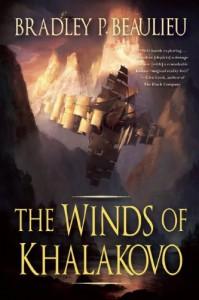 The Winds of Khalakovo - Bradley P. Beaulieu