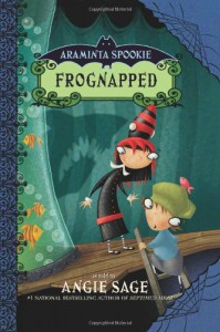 Frognapped - Angie Sage, Jimmy Pickering