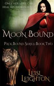 Moon Bound (Pack Bound) - Leisl Leighton