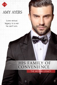 His Family of Convenience - Amy    Ayers