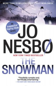 The Snowman - Jo Nesbø