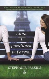 Anna i pocałunek w Paryżu - Perkins Stephanie