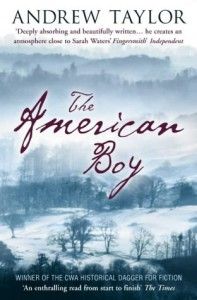 The American Boy - Andrew Taylor