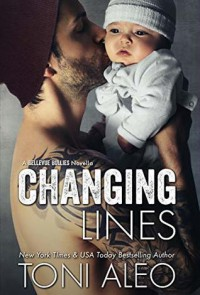 Changing Lines (Bellevue Bullies #5) - Toni Aleo