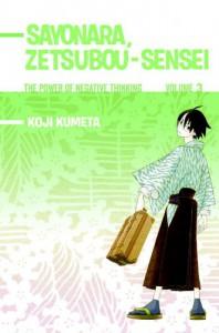 Sayonara, Zetsubou-Sensei 3: The Power of Negative Thinking - Koji Kumeta