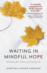 Waiting in Mindful Hope: Wisdom for Times of Transition - Martina Lehane Sheehan