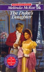 The Duke's Daughter - Melinda McRae