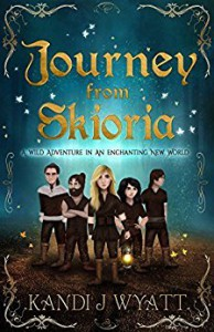 Journey from Skioria - Kandi J Wyatt
