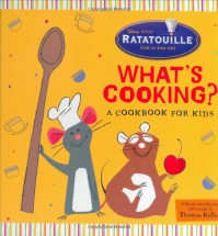 What's Cooking?: A Cookbook for Kids - Walt Disney Company
