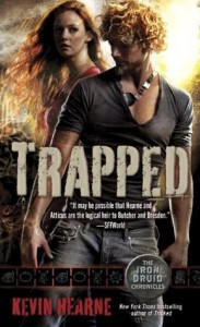 Trapped (Iron Druid Chronicles, #5) - Kevin Hearne