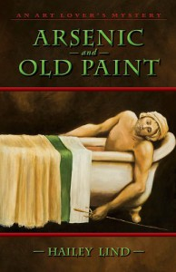 Arsenic and Old Paint - Hailey Lind