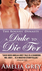 A Duke to Die For - Amelia Grey