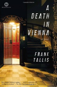 A Death in Vienna: A Novel (Mortalis) - Frank Tallis
