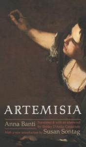 Artemisia (European Women Writers) - Anna Banti, Shirley D'Ardia Caracciolo, Susan Sontag