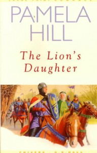 The Lion's Daughter - Pamela Hill