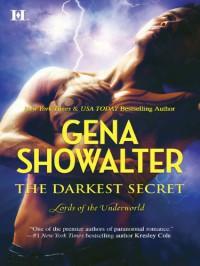 The Darkest Secret  - Gena Showalter