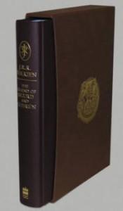 The Legend of Sigurd & Gudrún - J.R.R. Tolkien, J.R.R. Tolkien