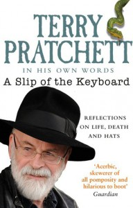 A Slip of the Keyboard: Collected Non-fiction - Terry Pratchett, Neil Gaiman