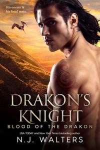 Drakon's Knight (Blood of the Drakon #7) - N.J. Walters
