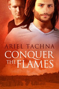 Conquer the Flames - Ariel Tachna