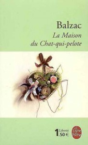 La maison du Chat-qui-pelote - Honoré de Balzac