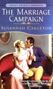 The Marriage Campaign - Susannah Carleton