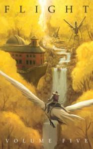 Flight Volume Five (Flight Graphic Novels) -
