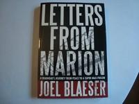 Letters From Marion - Joel Blaeser