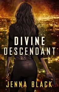 Divine Descendant (Nikki Glass Book 4) - Jenna Black