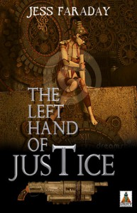 The Left Hand of Justice - Jess Faraday