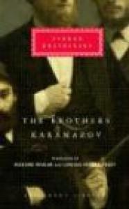 The Brothers Karamazov (Everyman's Library, #70) - Fyodor Dostoyevsky, Richard Pevear, Larissa Volokhonsky