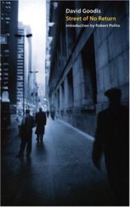 Street of No Return - David Goodis, Robert Polito