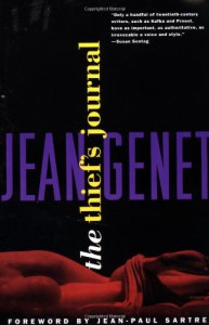 The Thief's Journal - Jean Genet, Bernard Frechtman, Jean-Paul Sartre