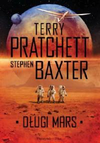 Długi Mars - Piotr W. Cholewa, Terry Pratchett, Stephen Baxter