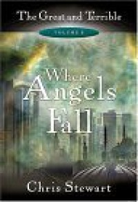 Where Angels Fall: The Great and Terrible, Vol. 2 - Chris Stewart