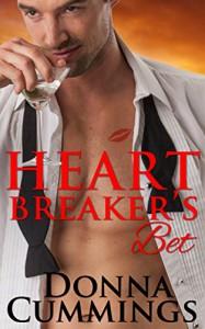 Heartbreaker's Bet - Donna Cummings