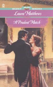 A Prudent Match - Laura Matthews