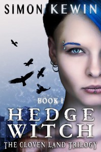 Hedge Witch - Simon Kewin